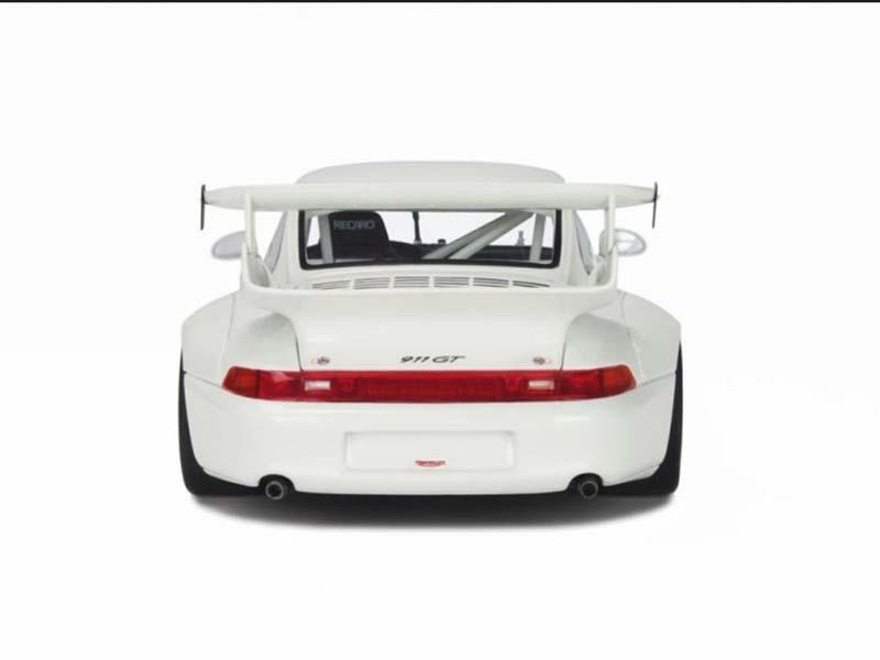 gt spirit porsche 911 993 gt2 evo white 1 18 gt075 ebay. Black Bedroom Furniture Sets. Home Design Ideas
