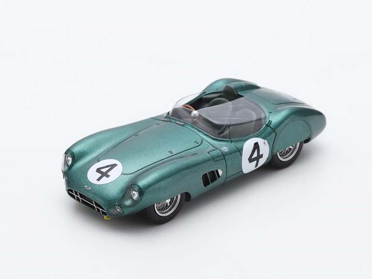 Spark ASTON MARTIN dbr1 le mans 1959 Moss Fairman 1 43 s2438